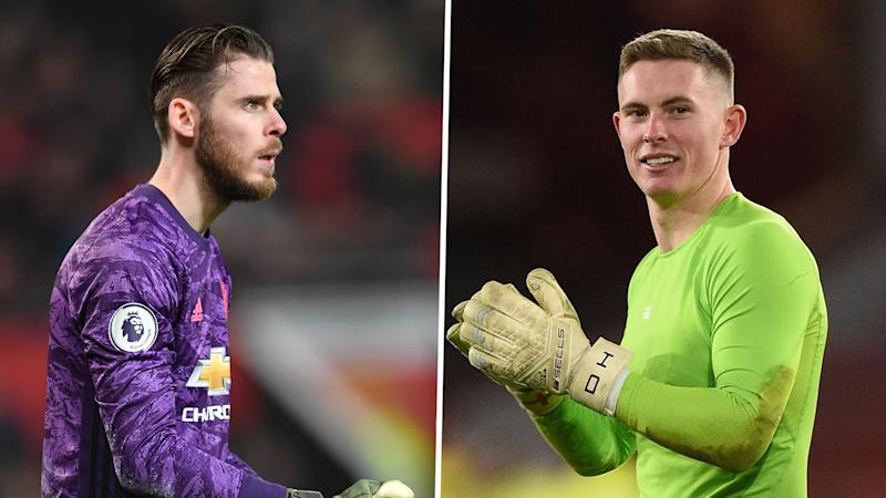'Henderson will do whatever it takes to become Man Utd's No.1' – Keeper relishing De Gea battle, says agent