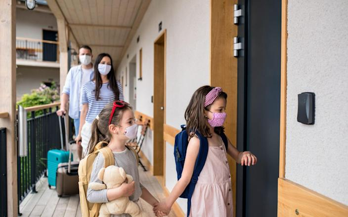 What to expect in hotel quarantine - Getty