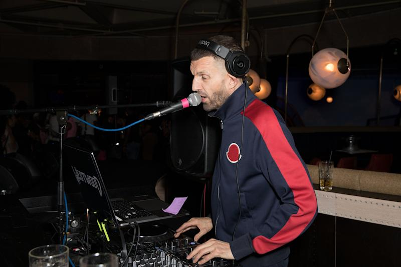 DJ Tim Westwood attends the launch of Puttshack in London last year (Photo: SOPA Images via Getty Images)