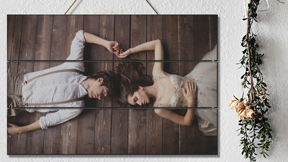 Best photo gifts of 2020: Pallet Photo Art Gift