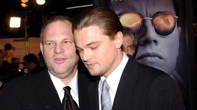 Leonardo DiCaprio has broken his silence on the slew of allegations waged against producer Harvey Weinstein.