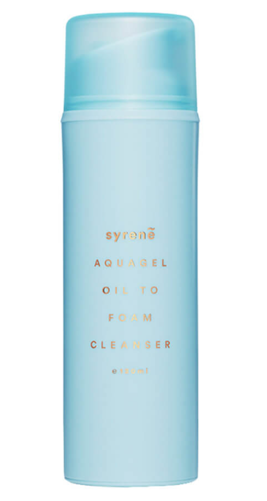 Syrene Aquagel Oil to Foam Cleanser