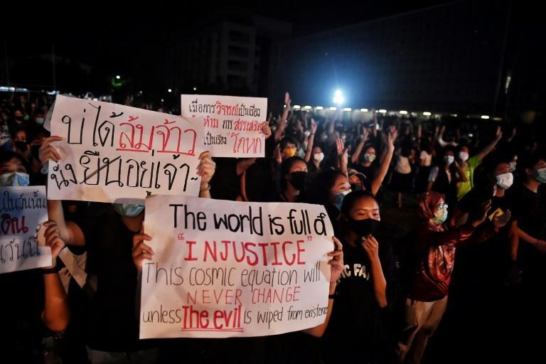 By tackling the monarchy, Paul Chambers of Naresuan University says the protesters have 'effectively forced the genie out of the bottle'