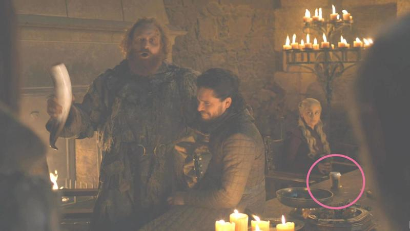 HBO digitally removes coffee cup from 'Game of Thrones' episode