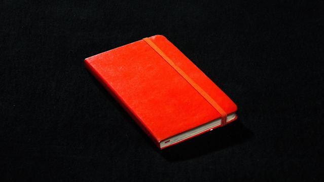 <strong>LITTLE RED BOOK</strong><br> This book has some notes I use in case my swing is off. Just some putting, chipping and ball-striking exercises. I've memorized them, but I have this just in case.
