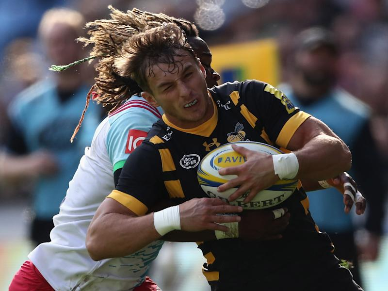 Harlequins will host Wasps at a sold-out Twickenham Stoop: Getty