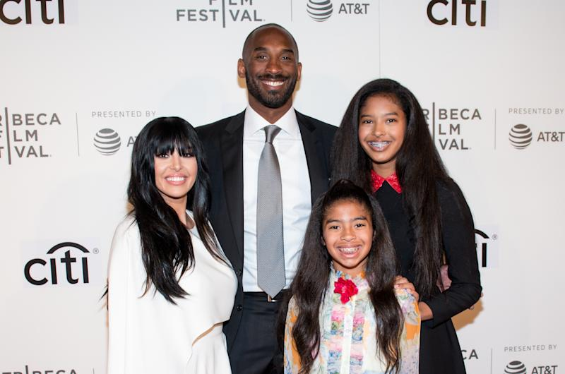 Vanessa Bryant took to social media to celebrate the life of her late husband Kobe Bryant this Father's Day. (Photo: Noam Galai/WireImage)