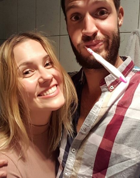 Anthony refuses to pay for accommodation, crashing at his Tinder match's place instead. Photo: Instagram/zebotta