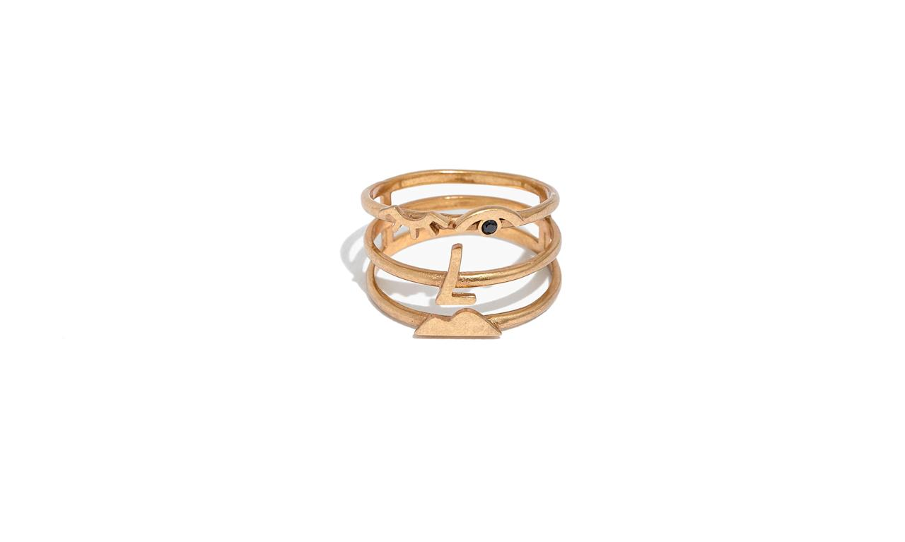 """<p>Face Value Cage Ring, $24, <a rel=""""nofollow"""" href=""""https://www.madewell.com/gift_guide/giftwellguide/shop25andunder/PRDOVR~H4704/H4704.jsp?color_name=gold-ox"""">madewell.com</a> </p>"""