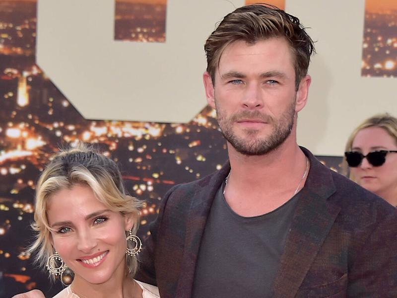 Chris Hemsworth and Elsa Pataky fast for 16 hours each day