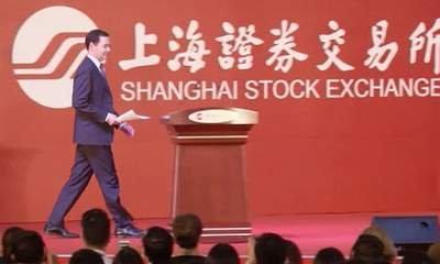 Osborne Backs China Stock Market Link To UK