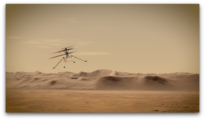 Everything to know about NASA's Mars Ingenuity helicopter