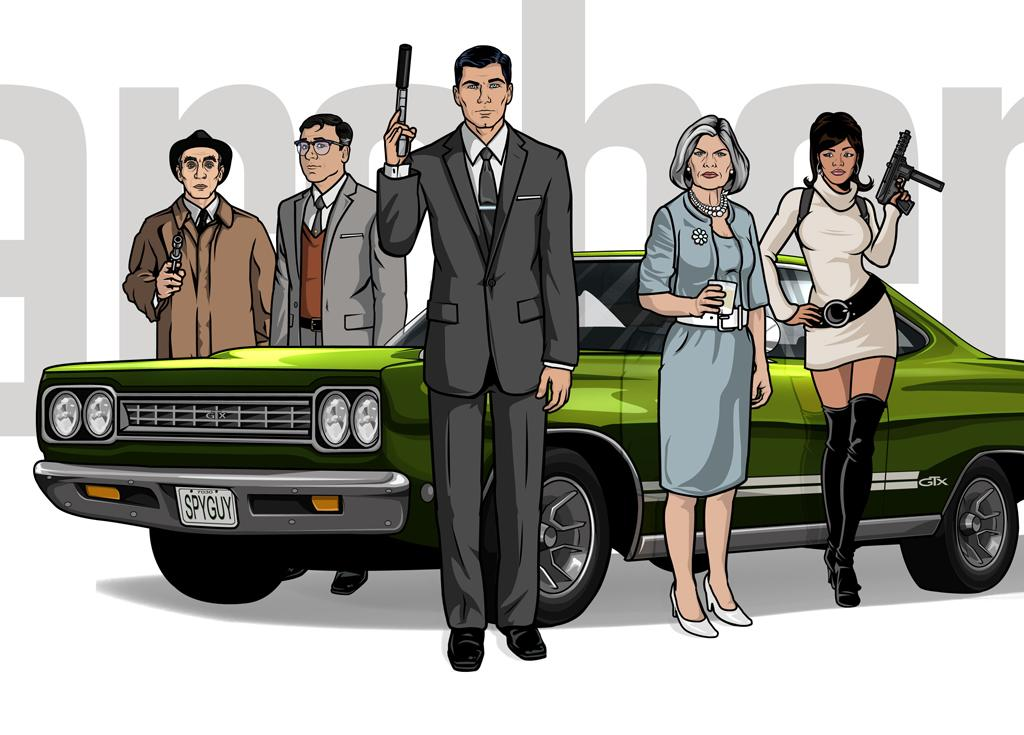 "Most Underrated TV Shows of the Year: ""Archer"""