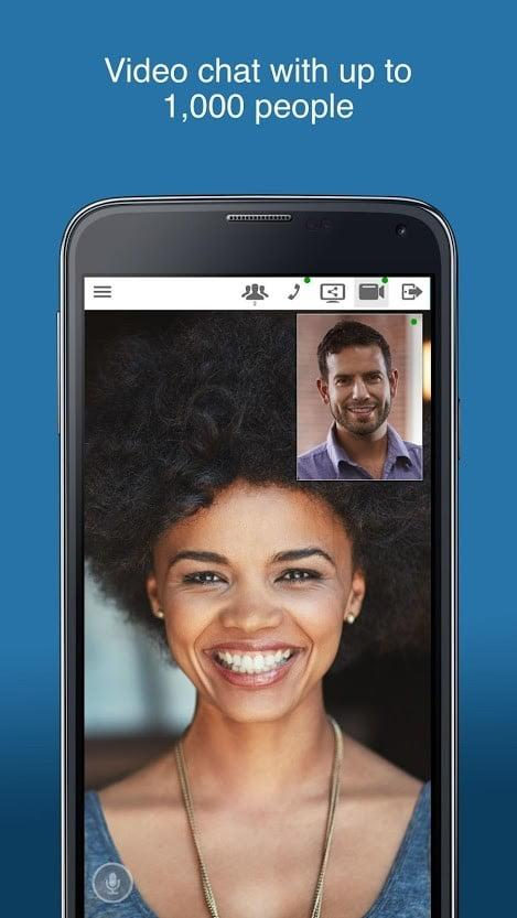 best mobile videoconferencing apps free conference call