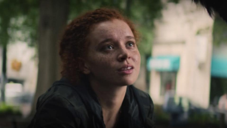 Erin Kellyman as Karli Morgenthau in The Falcon and the Winter Soldier