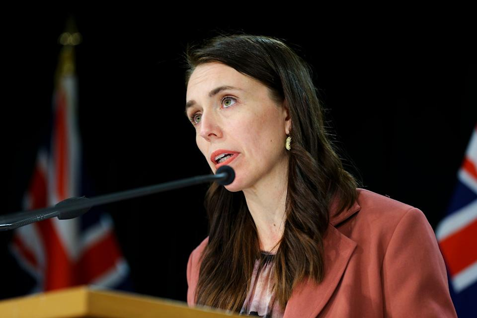 New Zealand Prime Minister Jacinda Ardern has announced New Zealand will go into lockdown. Source: Getty Images