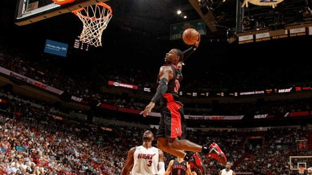 World Biggest In The Dunk: Terrence Ross May Be Next Raptors Player To Compete In