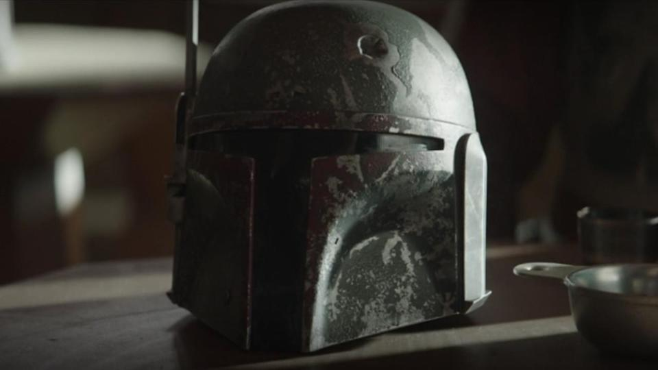 <p> <strong>Episode 1</strong> </p> <p> Perhaps the most mysterious Easter egg – and one that's not abundantly clear if you're not tuned in to the rumours that surrounded The Mandalorian season 2. </p> <p> Sure, the armour should be recognisable to most Star Wars fans. We witness Timothy Olyphant's Cobb Vanth (more on him later) stealing some sparkly swag and trading some crystals with the Jawas. What does he get in return? Boba Fett's legendary armour, complete with bullet dings and battle scars. It's a good thing he's the exact same height and build as Boba… </p> <p> Speaking of Fett, the bald man overlooking the Tatooine sunset at the end of the episode is almost certainly Boba Fett himself. He's played by Temuera Morrison, who portrayed Jango Fett in the prequels. He's been heavily linked to a return for some time and this looks like the beginning of a new arc for the fan-favourite character. </p>