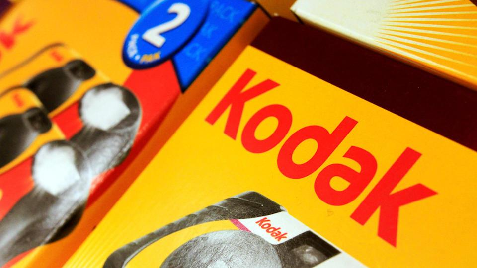 Kodak files for Chapter 11 bankruptcy