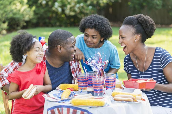 """<p>With all of the fun outdoor activities to participate in — from family <a href=""""https://www.womansday.com/food-recipes/food-drinks/g3008/4th-of-july-menu/"""" rel=""""nofollow noopener"""" target=""""_blank"""" data-ylk=""""slk:barbecues"""" class=""""link rapid-noclick-resp"""">barbecues</a> to group <a href=""""https://www.womansday.com/life/entertainment/g422/10-summer-beach-reads-78448/"""" rel=""""nofollow noopener"""" target=""""_blank"""" data-ylk=""""slk:beach trips"""" class=""""link rapid-noclick-resp"""">beach trips</a> — many people think of Memorial Day as the unofficial <a href=""""https://www.womansday.com/life/work-money/tips/g1212/summer-activities/"""" rel=""""nofollow noopener"""" target=""""_blank"""" data-ylk=""""slk:start of summer"""" class=""""link rapid-noclick-resp"""">start of summer</a>. And of course the ample sunshine supports that idea. But it's also important to take some time to honor the military men and women who have died while serving our country, after all, that's the reason for the holiday. Fortunately, there are many Memorial Day activities that honor those who served our country, even though this year's Memorial Day will take place during a worldwide pandemic. </p><p>Even in quarantine, there are safe ways to celebrate the United States military personnel, including visiting a veterans' cemetery (staying 6 feet apart from other people, of course) and donating flowers, to hosting a potluck for your quarantine crew. Be sure to check your state and local guidelines before venturing out to public places to make sure it's allowed, and don't forget to wear your face masks and keep a safe distance from others. Taking part in these Memorial Day activities while being sure your keeping yourself and others safe and healthy helps to preserve the spirit of the holiday and the perished service men and women's efforts to keep us safe. Happy Memorial Day!<br></p>"""