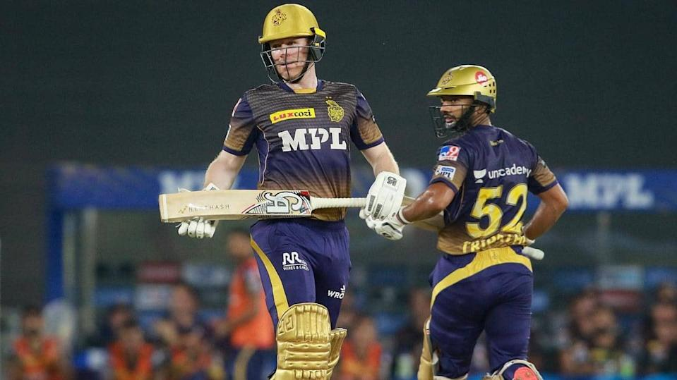 IPL 2021: Eoin Morgan powers KKR to victory against PBKS