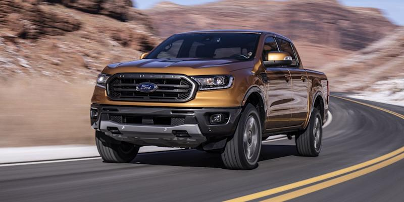 Is This The Next Gen 2022 Ford Ranger Pickup We Think So