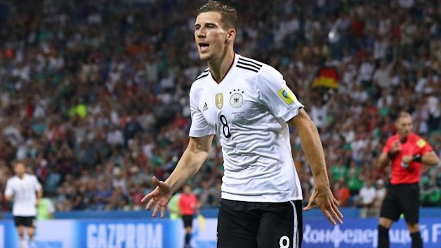 Bayern Munich secured the signing of Leon Goretzka for next season, with Karl-Heinz Rummenigge suggesting it is good for the Bundesliga.