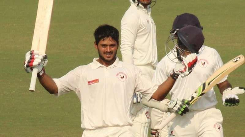 Many fans are asking for Panchal's inclusion in the Indian Test team