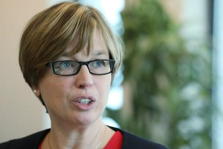 Catherine De Bolle head of Europol chief warns of technological shortcomings of law enforcement in The Hague