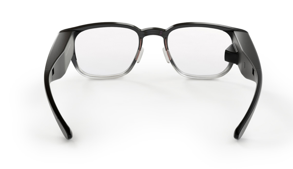 North's first-generation Focals smart glasses.