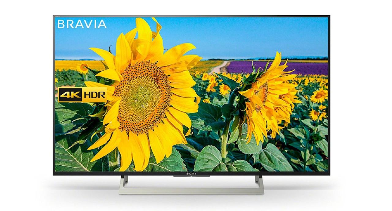 """<a href=""""https://www.amazon.co.uk/Sony-KD49XF8096-49-Inch-Assistant-Freeview/dp/B07BB5QSRJ?tag=yahooukedit-21""""><strong>Buy now.</strong></a>"""