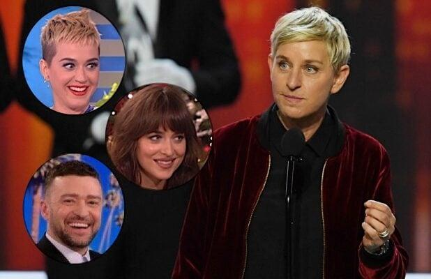 18 Celebs Who Have Clapped Back at Ellen DeGeneres, From Playful Ribbing to Genuine Disdain (Photos)