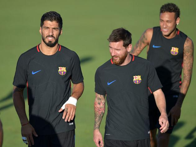 FBL-US-ICC-BARCELONA-TRAINING