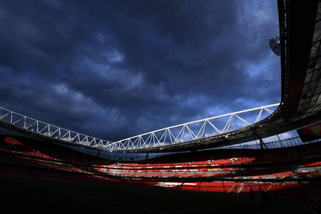 Arsenal fan safety in Russia 'top priority' for club after CSKA Moscow Europa League quarter-final draw