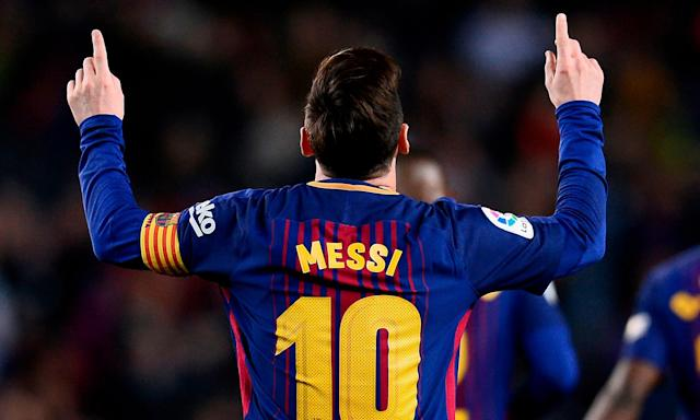 Lionel Messi's presence in Asia with Barcelona would be a ready-made chance for La Liga to establish itself in the region.