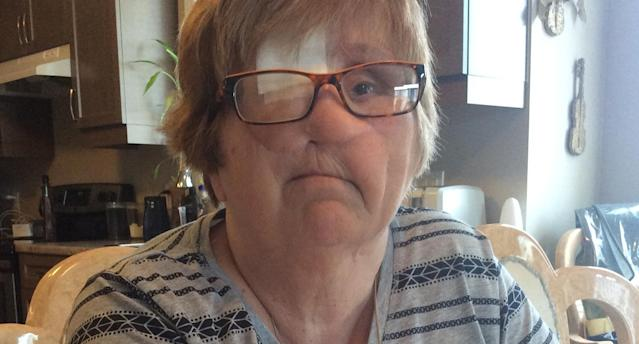 Ida Deslandes underwent extensive cancer treatment, and like many Canadians, is struggling with the cost of recovery. (Kelly Putter/Yahoo Finance Canada)