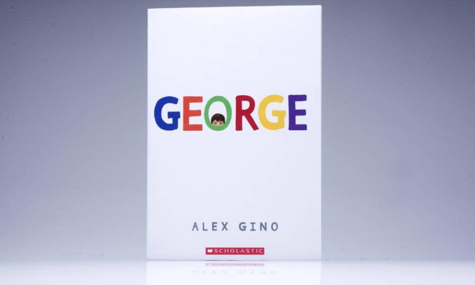 A picture of George by Alex Gino
