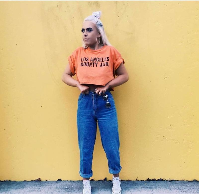 Surprisingly Nykayla says most of her clientele are young men, most aged between 18 and 24, along with a handful of similarly-aged women. Photo: Instagram