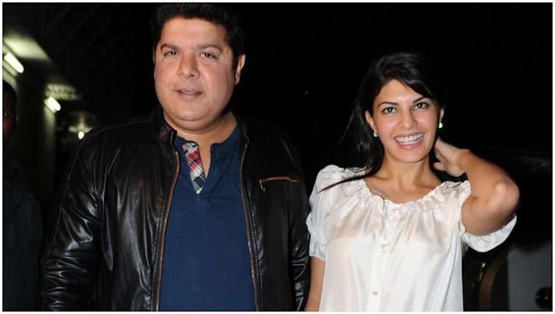 Ex-Couple Jacqueline Fernandez and Sajid Khan are back on Talking Terms?