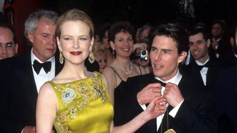 Nicole Kidman Recalls Moving to U.S. After Falling for Tom Cruise: 'I Always Make Choices for Love'