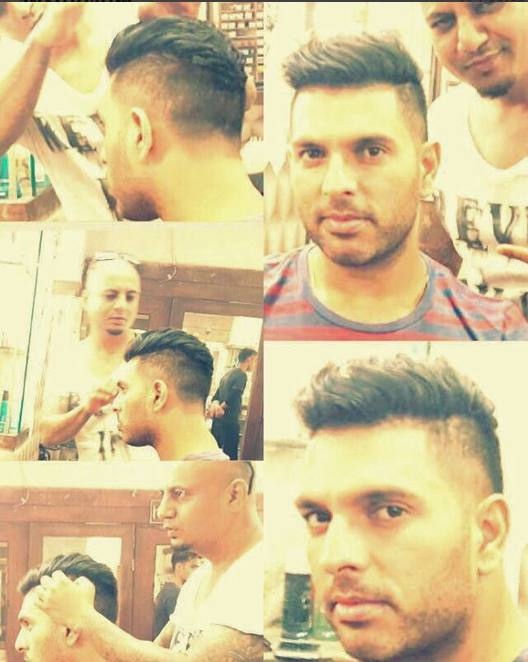 Yuvraj Singh: If you haven't checked Yuvi's new hair style yet, you are certainly missing out on a lot. The cricketer has gone back and forth with hairstyles and his fans went crazy when he debut this very edgy look via IG post. But when has the batsman disappointed us with his fashion choices, anyway? Be it hairstyle, or his super stylish clothing, Yuvi is always on top with his style game.