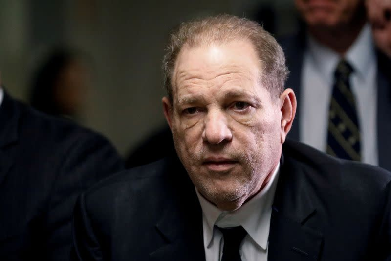 Revised Weinstein settlement draws opposition at court hearing