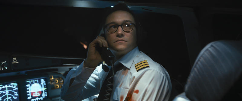 Joseph Gordon-Levitt stars in 7500 Image Courtesy of Amazon Studios