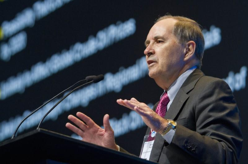 Shale pioneer Mark Papa to retire as Centennial Resource's CEO, chairman