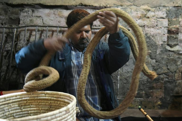 Street magician Ishamuddin Khan is a pioneer of the 'Great Indian Rope Trick'