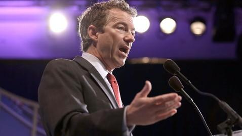 gty rand paul thg 130320 wblog Rand Paul Hints at Presidential Run in 2016