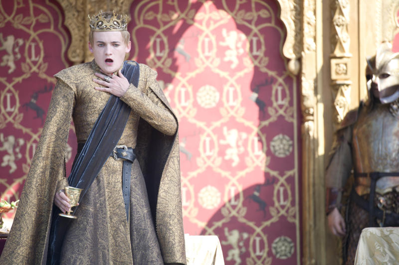 Jack Gleeson starred as evil King Joffrey in Game of Thrones. (HBO)