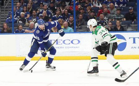 d906cf7d63e NHL  Dallas Stars at Tampa Bay Lightning