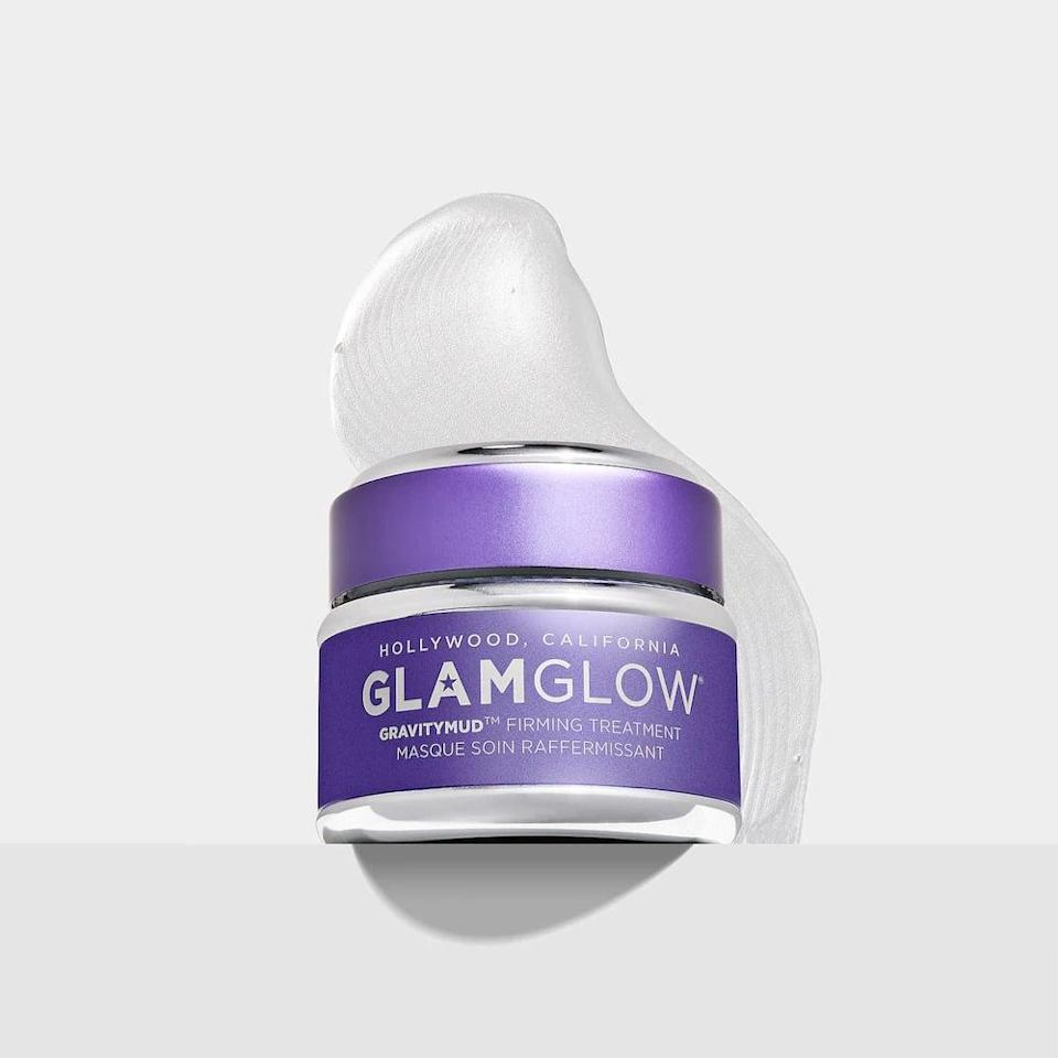 <p>Give your skin a lift with the <span>GlamGlow GravityMud Firming Treatment Mask</span> ($25-$86). It's super satisfying to peel off this nourishing mask.</p>