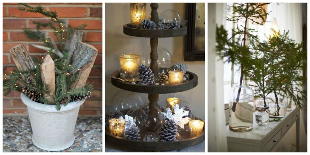 <p>If red and green isn't your thing (or if you're simply mourning the loss of your Christmas decorations after the holidays), these DIY ideas for winter decor will help you feel festive.</p>